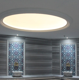 CLARION HOTEL MAHMUTBEY – TÜRK HAMAMI