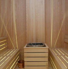 RAMADA HOTEL SUITS – SAUNA