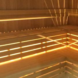 Espadon Residence – Sauna