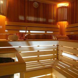 Bakü Türk Büyükelçilik Binası – Sauna