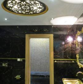 İstanbul Villa Projesi – Türk Hamamı & Banyo