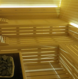 THE HOUSE RESIDENCE BOMONTI – SAUNA
