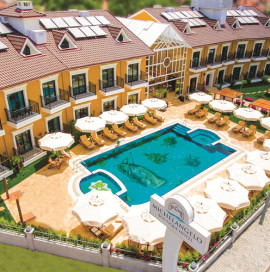 MICHELANGELO HOTEL DALYAN – HAVUZ