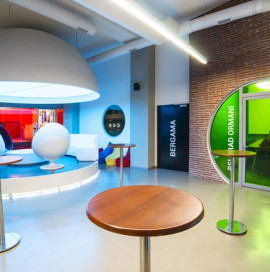 GOOGLE DOME ISTANBUL