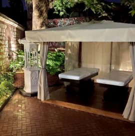OUTDOOR KAMELYA SPA – Hagia Sofia Mansions Istanbul, Curio Collection by Hilton